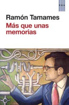 mas que unas memorias-ramon tamames-9788490065198