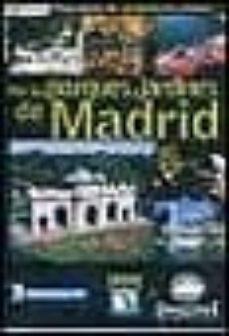por los parques y jardines de madrid a pie, itinerarios de sender ismo urbano-domingo pliego-9788489969780