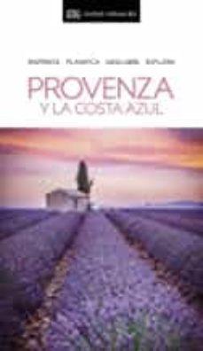 provenza y la costa azul 2020 (guias visuales)-9780241432792
