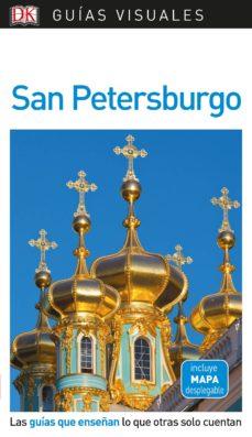 san petersburgo 2019 (guía visual)-9780241383858
