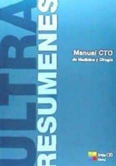 ultra resumenes: manuel cto de medicina y cirugia-9788416153664