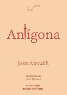 antígona (catalan)-jean anouilh-9788416605873