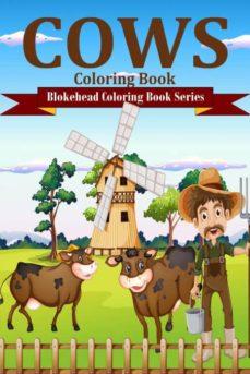 cows coloring book-9781320577144