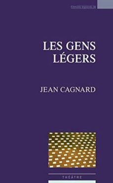 les gens legers ned-jean cagnard-9782847051858