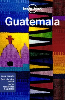 lonely planet guatemala 7 2019-9781786574909