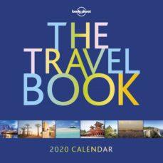 lonely planet travel book calendar 2020 2019-9781788684842