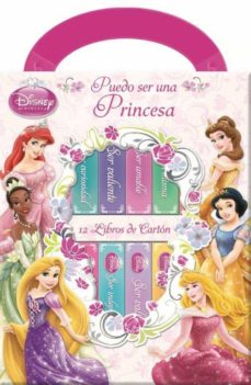 mi primera biblioteca puedo ser una princesa-9781450881449
