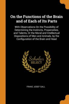 on the functions of the brain and of each of its parts-9780341862345