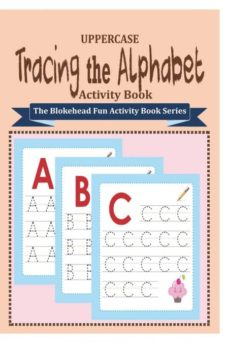 tracing the alphabet activity book-9781320633710