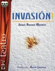invasion!-jonas hassen khemiri-9788415353614