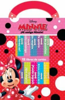 mi primera libreria mi amiga minnie m1l-9781503754126
