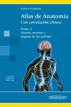 atlas de anatomía. con correlación clínica (11ª ed)-werner kahle-9788498357097