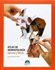 atlas de dermatología canina y felina-9788492569908