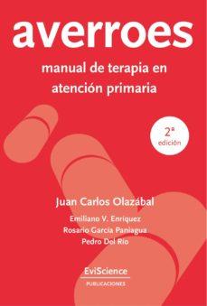 averroes manual de terapia en atencion primaria (2ª ed.)-juan carlos olazabal-9788494623400