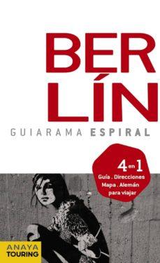 berlin 2011 (guiarama espiral)-gabriel calvo-9788499351322