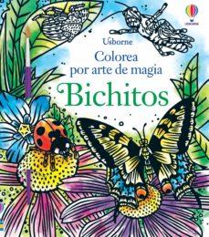 bichicos colorea por arte de magia-abigail wheatley-9781474993371
