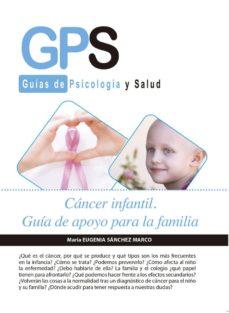 cáncer infantil-maria eugenia sanchez marco-9788491492849