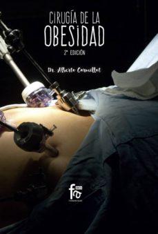 cirugía de la obesidad (2ª ed.)-alberto cormillot-9788491492559