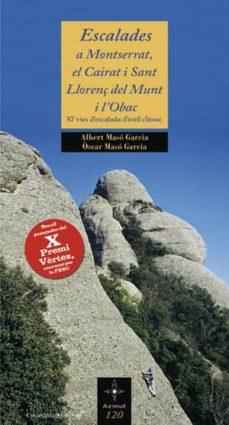escalades classiques a montserrat-oscar maso garcia-albert maso garcia-9788497918565