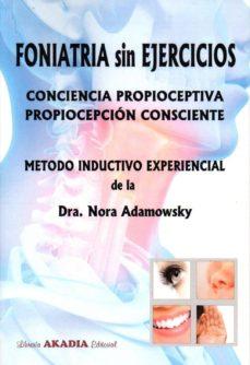 foniatría sin ejercicios-nora adamowsky-9789875702974