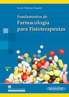 fundamentos de farmacologia para fisioterapeutas-9788498359411