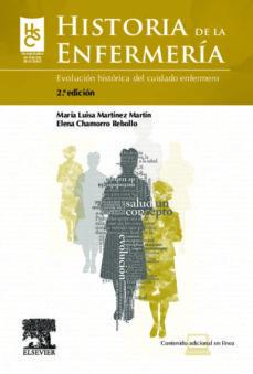 historia de la enfermeria-m. l. martinez marin-e. chamorro-9788480867498