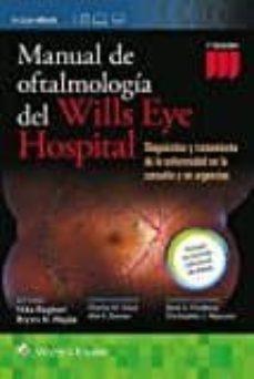 manual de oftalmología de will´s eyes (7ª ed.)-9788416781195