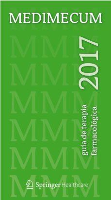 medimecum 2017. guia de terapia farmacologica  22ª ed.-9788494623417
