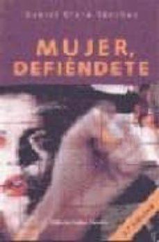 mujer defiendete-daniel clara sanchez-9788474550948