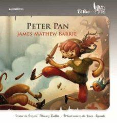 peter pan (cat)-james mathew barrie-9788418592133