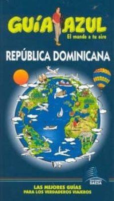 republica dominicana 2011 (guia azul)-9788480238212