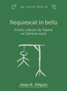 requiescat in bello-josep maria dieguez-9788497914031