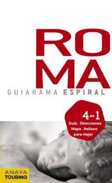 roma 2011 (guiarama espiral)-silvia pozo-9788499351315