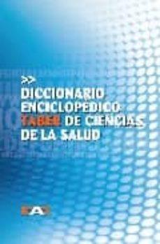 diccionario enciclopedio taber ciencias salud-9788495626608