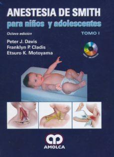 anestesia de smith para niños y adolescentes (3 vols.) + cd-9789588871837