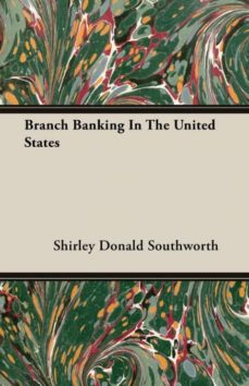 branch banking in the united states-9781406755848