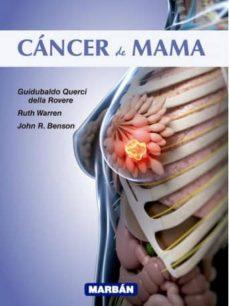 cancer de mama: premium-guidubaldo quercy-ruth warren-john r. benson-9788471012623