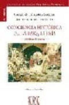 conciencia historica de la psiquiatria: primera entrega-joaquin santodomingo carrasco-9788483671962