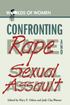 confronting rape and sexual assault-9780842025997