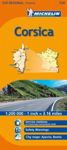 corsica / corse 2011 (ref. 528)-9782067157606