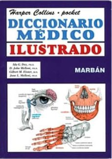 diccionario medico ilustrado pocket-9788471019943