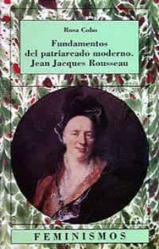 fundamentos del patriarcado moderno-rosa cobo-9788437613253
