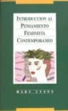 introduccion al pensamiento feminista contemporaneo-mary evans-9788488123169