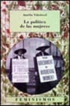 la politica de las mujeres-amelia valcarcel-9788437615011