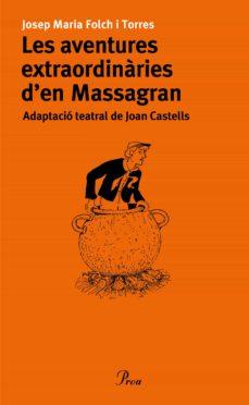 les aventures extraordinaries d en massagran-josep m. folch i torres-9788484378372