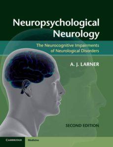 neuropsychological neurology-9781107607606