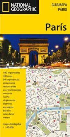 paris 2011 (guia mapa)-9788482985060