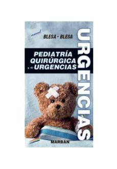 pediatria quirurgica y de urgencias: manual-9788471019769