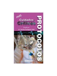 protocolos: cuidados criticos (pockect)-sancho (dir.) rodriguez villar-9788471019820
