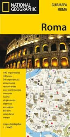 roma 2011 (guia mapa)-9788482985077